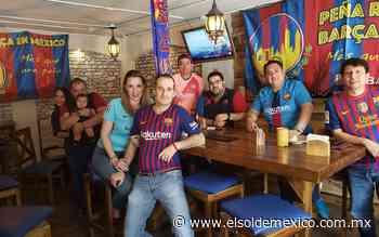 La Peña, el rincón del Barça en México - El Sol de México
