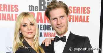 Kaley Cuoco and Husband Karl Cook Mourn Death of 'Sweet Angel' Dog Petunia - PopCulture.com
