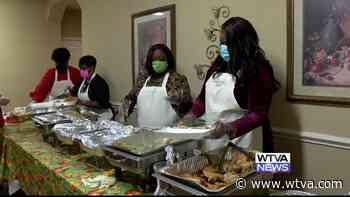 Winona Baptist Church hands-out hot meals to community members - WTVA