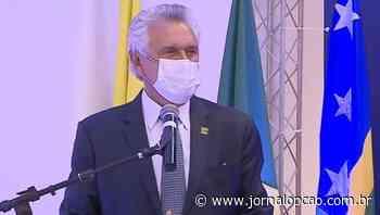 Caiado participa de inauguração da nova sede do MPGO, em Aparecida - Jornal Opção
