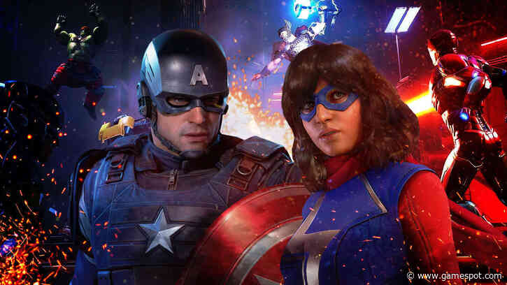 Marvel's Avengers Sold Below Expectations, Square Enix Confirms