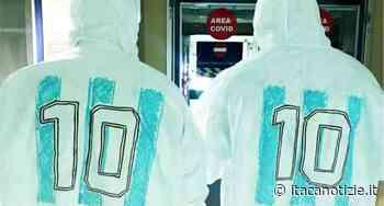 Ad10s campione, i medici dell'Istituto Maugeri di Pavia ricordano Maradona - Itaca Notizie