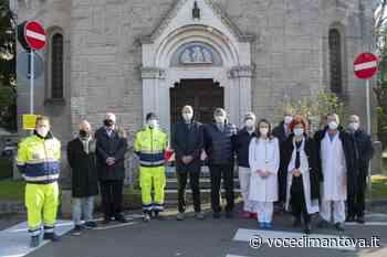 La comunità di Castellucchio ha donato due ventilatori al Poma per un valore di 60mila euro - La Voce di Mantova