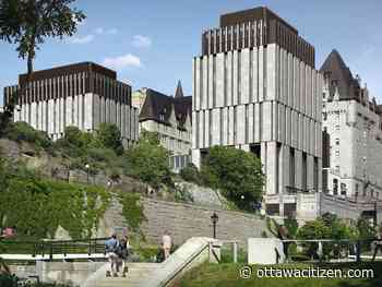 City posts designs and application for Château Laurier addition