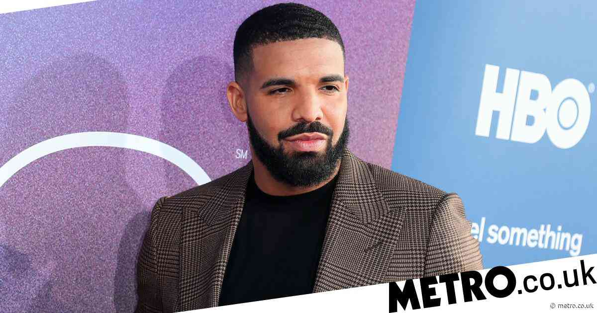 Drake shares adorable snap with son Adonis as they celebrate Thanksgiving together