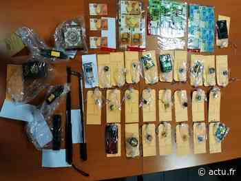 Montataire : interpellés pour une bagarre, la gendarmerie trouve chez eux du matériel pour dealer - actu.fr