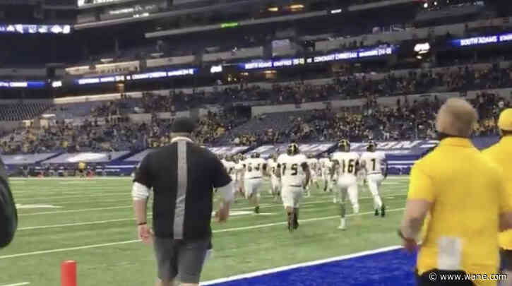 South Adams falls just short against Covenant Christian in 1A state title game