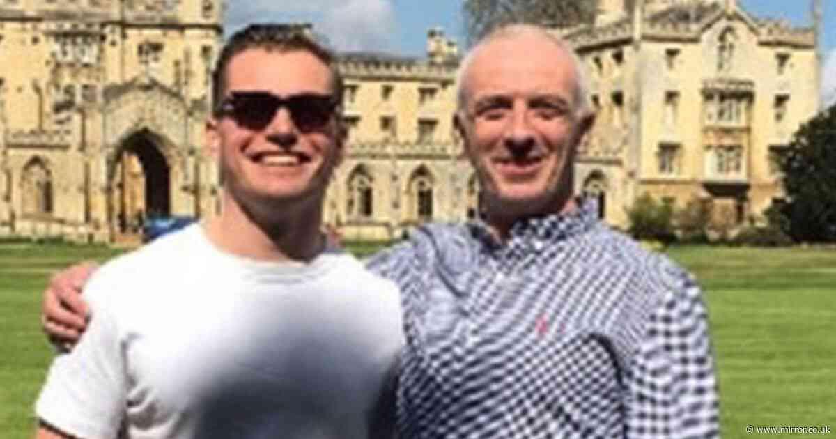 London Bridge terror hero ex-convict has become friends with tragic victim's dad