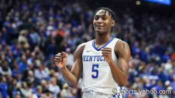Knicks sign first-round pick Immanuel Quickley