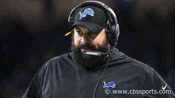 Lions fire head coach Matt Patricia, GM Bob Quinn following Week 12 Thanksgiving loss