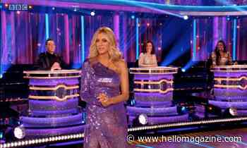 Tess Daly makes rare comment about husband Vernon Kay on Strictly