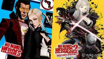 No More Heroes and No More Heroes 2: Desperate Struggle Review - Natural Born Killers   TwistedVoxel