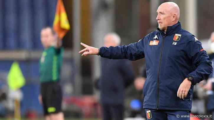 Genoa, Maran: «La vittoria nel derby è solo l'inizio, ora dobbiamo dare continuità» - Il Secolo XIX