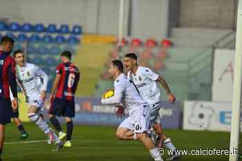 La vittoria di grinta della formazione rossoverde sul campo della Vibonese negli scatti realizzati dallo stadio Luigi Razza - Calcio Fere