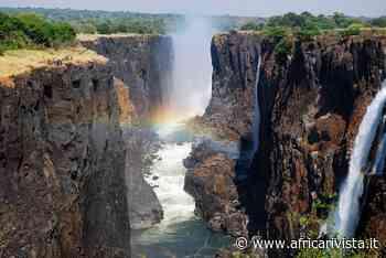 Viaggio virtuale alle Cascate Vittoria | AFRICA - Rivista Africa