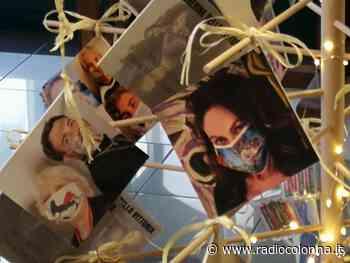 Lo Spallanzani inaugura la mostra: Mascherine della Vittoria - Radio Colonna