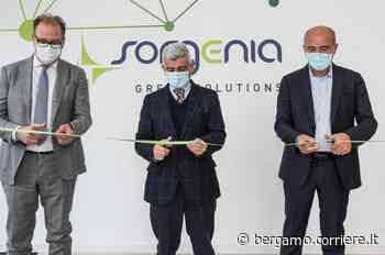 A Grassobbio una comunità energetica rinnovabile: il patto tra Sorgenia e il Comune - Corriere Bergamo - Corriere della Sera