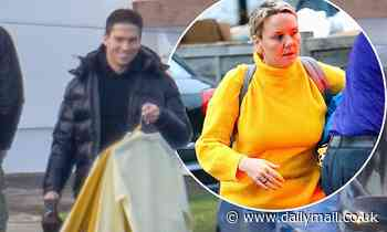 I'm A Celebrity ex-stars Charlie Brooks and Joey Essex 'head home from Wales after return was axed'