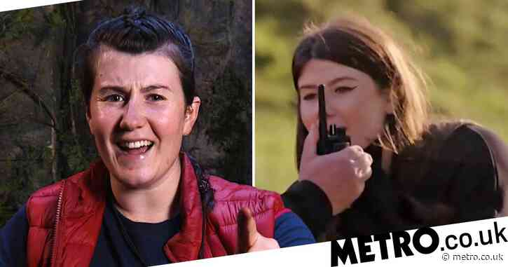 I'm A Celebrity 2020: Hollie Arnold 'upset' by comments about MBE and says Mo Farah introduced himself as 'Sir'