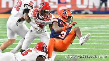 WATCH: Syracuse loses to NC State in heartbreaking fashion after fourth-down spike as time expires