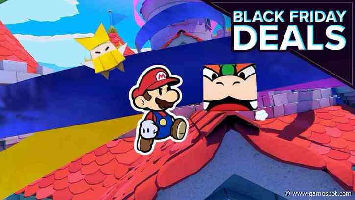 Paper Mario: The Origami King Is $10 Off At Amazon For Black Friday