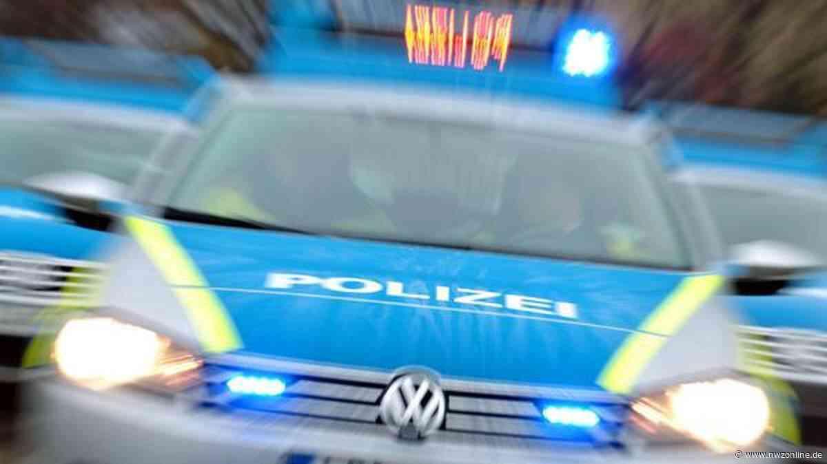 Verkehrsunfall in Ganderkesee: Pkws stoßen beim - Nordwest-Zeitung