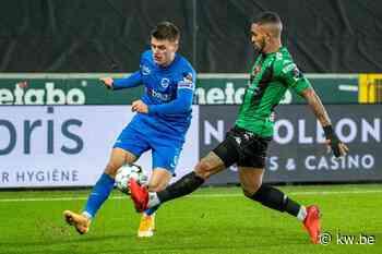 Cercle Brugge is niet opgewassen tegen Genk en verliest met zware cijfers