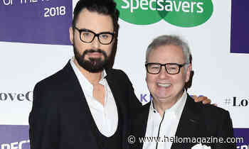 Eamonn Holmes' photo has fans in stitches as Rylan points out risqué detail