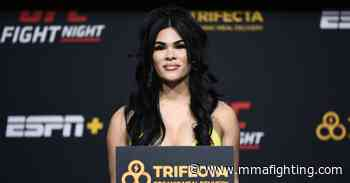 Rachael Ostovich 'not a fan' of USADA after 8-month suspension