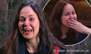 I'm A Celebrity 2020: Giovanna Fletcher reveals McFly's It's All About You was her Valentine's gift
