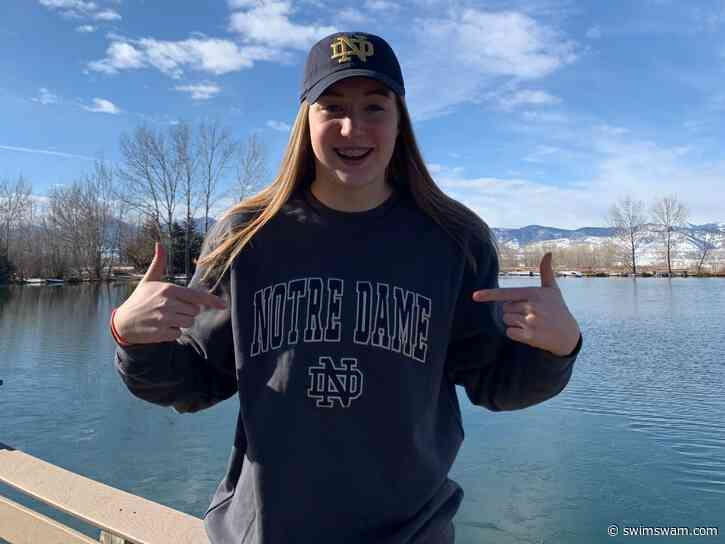 Winter Juniors A Finalist Mary Codevilla (2022) Verbally Commits to Notre Dame