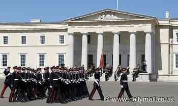 Dozens of Sandhurst cadets broke coronavirus rules in drunken party at prestigious military academy