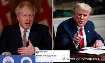 Boris Johnson considers new laws to target the Twitter censors