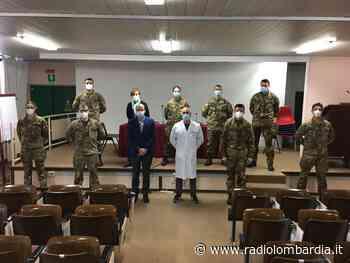 Monza e Desio, al lavoro medici e infermieri dell'Esercito - Radio Lombardia