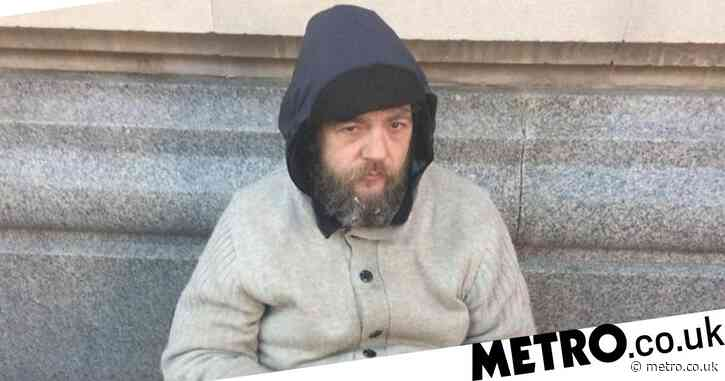 Man spat at people in street and 'tried to have sex with a bollard'