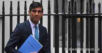 Rishi Sunak urged to reveal links to firm with £380m stake in US Covid jab maker