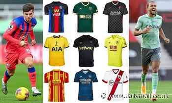 Third kits in the Premier League are so wrong and  it's all about making money