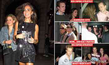 The naughty night Wills & Kate kissed and made up
