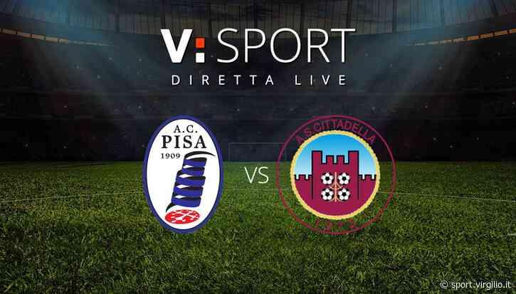 Pisa - Cittadella: 1-4 - Serie B - Risultato finale e commento alla partita - Virgilio Sport