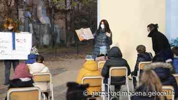 """Modena Tutti fuori a leggere Alle scuole Cittadella a """"vincere"""" sono i libri - La Gazzetta di Modena"""