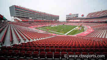 49ers may need to find a new stadium for December home games as Santa Clara County halts all sports