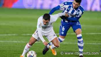Real Madrid vs. Deportivo Alaves score: Los Blancos stunned at home as Hazard picks up another injury