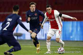 Bad news for Man City: Ajax agree new contract for Tagliafico - BeSoccer EN