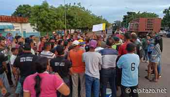 Por gas doméstico protestaron en Valle de la Pascua y San Juan de los Morros - El Pitazo