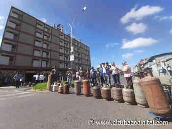 A PURA LEÑA / Valle de la Pascua está sin gas +FOTOS - El Tubazo Digital