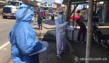 Inició búsqueda activa tras brote de coronavirus en Oiba - Caracol Radio