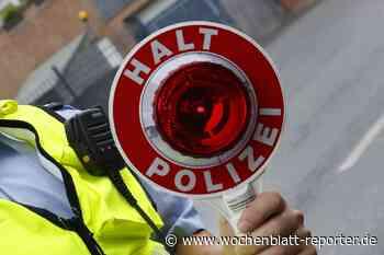 """Waldmohr: Polizeikontrolle auf A6: """"Da schickt der Herr den Jockel aus"""" - Waldmohr - Wochenblatt-Reporter"""