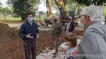 San Isidro: Avanza el plan de bacheo en Villa Adelina y Boulogne - zonanortehoy.com