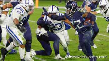 Titans vs. Colts odds, picks: Point spread, total, player props, trends for pivotal AFC South showdown