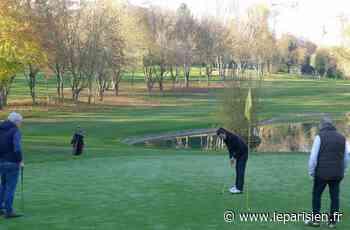 Rosny-sous-Bois : les golfeurs ravis de retrouver leur neuf trous - Le Parisien